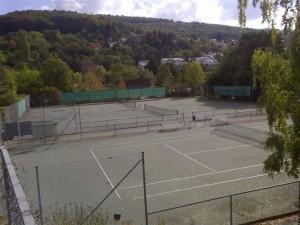 Tennisplatz Malchen