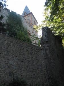 Frankenstein Mauer