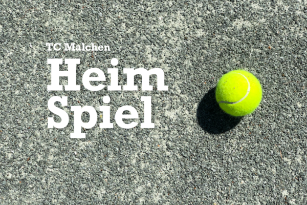 Letztes Heimspiel 2021: TC Malchen vs. TC Gustavsburg II
